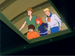 Scooby-Doo - A Clue for Scooby Doo
