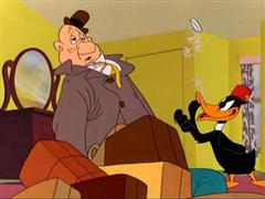 Daffy Duck - A Pest in the House