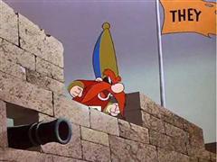 Bunker Hill Bunny Thumbnail