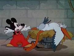 Mickey Mouse - Clock Cleaners