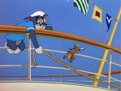 Tom & Jerry - Cruise Cat