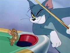 Tom & Jerry - Cue Ball Cat