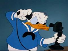 Donald Duck - Daddy Duck
