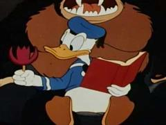 Donald Duck and the Gorilla Thumbnail