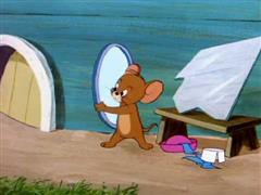 Tom & Jerry - Downhearted Duckling
