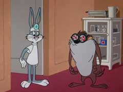 Bugs Bunny - Dr. Devil and Mr. Hare