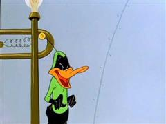 Daffy Duck - Duck Dodgers in the 24½th Century