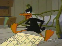 Daffy Duck - Fast Buck Duck