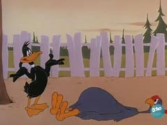 Daffy Duck - Holiday for Drumsticks