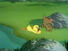 Tom & Jerry - Just Ducky