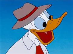 Donald Duck - Let's Stick Together