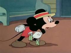 Mickey Mouse - Mr. Mouse Takes a Trip