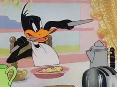 Daffy Duck - Nasty Quacks