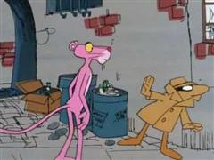 The Pink Panther - Pet Pink Pebbles