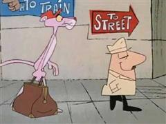 The Pink Panther - Pink-In