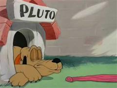 Supercartoons Cartoon 1 Pluto Rescue Dog