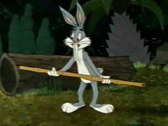 Bugs Bunny - Pre-Hysterical Hare