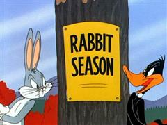 Bugs Bunny - Rabbit Seasoning