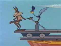 Road Runner - Rushing Roulette