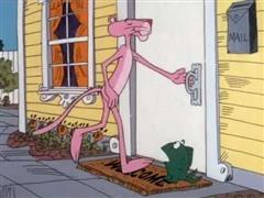 The Pink Panther - Salmon Pink