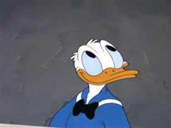 Donald Duck - Soup's On