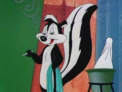 Pepe Le Pew - The Cat's Bah