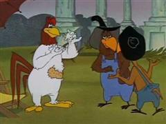 Foghorn Leghorn - The Dixie Fryer