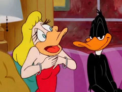 Daffy Duck - The Duxorcist