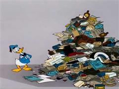 Donald Duck - The Litterbug