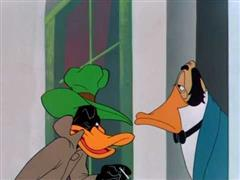 Daffy Duck - The Super Snooper