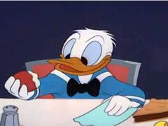 Donald Duck - The Trial of Donald Duck