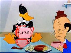 Daffy Duck - The Wise Quacking Duck