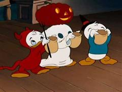 Donald Duck - Trick or Treat