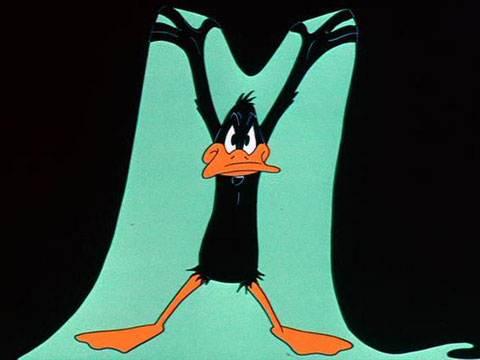 Daffy Duck Thumbnail